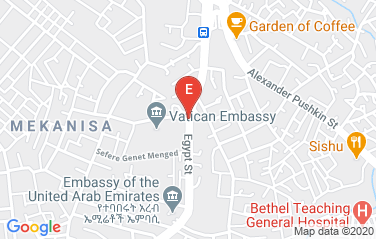 Indonesia Embassy in Addis Ababa, Ethiopia
